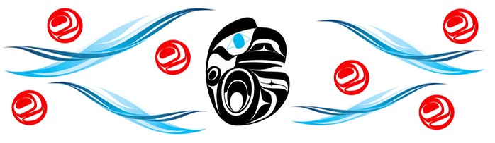 Haida Raven & Killerwhale (Website Graphic Backdrop)